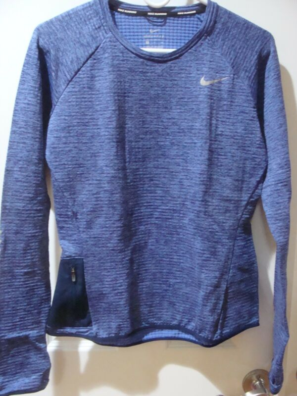 Medium Nike Women/'s  Therma Sphere Element Running Top New ~ 812042 842