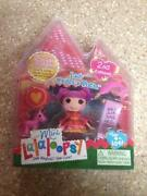 Mini Lalaloopsy Lady Writes A Poem