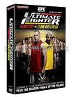 Ultimate Fighter DVD