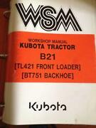 Kubota Workshop Manual
