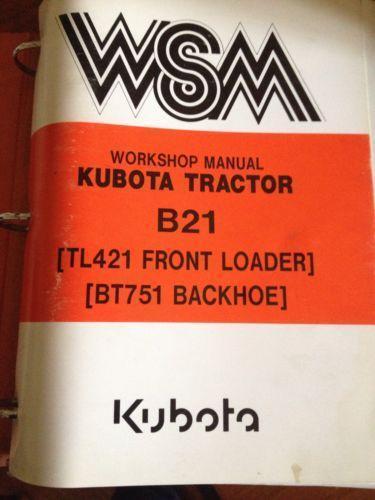 Kubota service manual ebay kubota workshop manual sciox Images