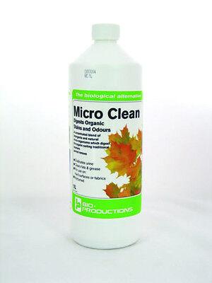 Carpet/Upholstery Magic Bio Cleaner Stain/Odour Remover/All Purpose Spotter 1ltr