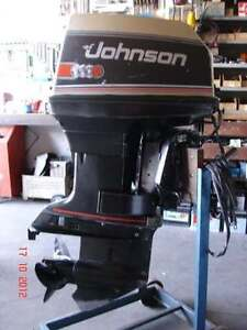 Want to purchase used Evinrude/Johnson/Mercury Outboards