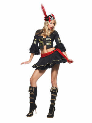SEXY Halloween COSTUME Women VIXEN VOYAGER PIRATE Swashbuckler Adult Cosplay  (Pirate Vixen Costume)