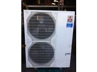 MITSUBISHI CEILING CASSETTE 12.5 Kw HEAT PUMP FITTED