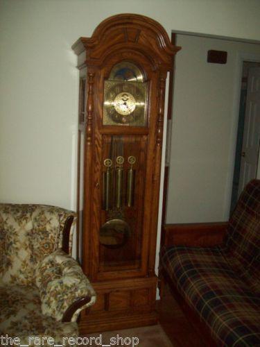 Ridgeway Grandfather Clock : eBay
