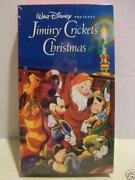 Jiminy Cricket's Christmas VHS
