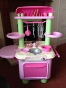 ELC Pink Kitchen
