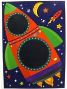 Childrens Wall Stickers Space