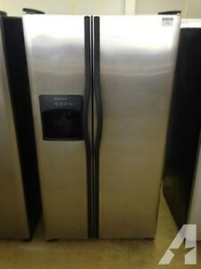 "Frigidaire side by side 33"" Fridge"