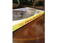 Sealed In Box Vintage Retro Rare *CHEESE & SARDINE* Set Original Box c.1960-70's