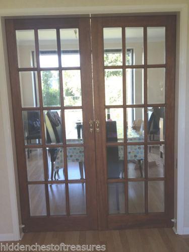 Glass Panel Door Ebay