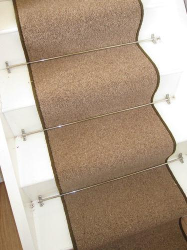 Wool Stair Carpet Runner Ebay