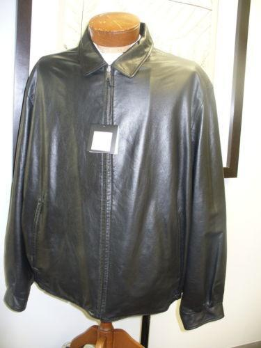 Kenneth Cole Leather Jacket