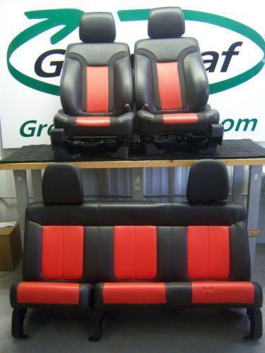 Ford Raptor Interior >> Ford Raptor Seat   eBay