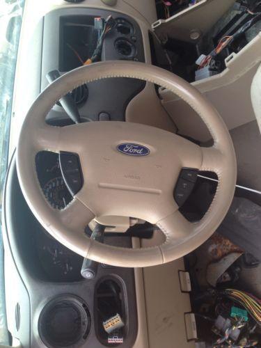 2003 Ford F150 For Sale >> Ford Explorer Steering Wheel | eBay