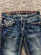 Womens Rock Revival Jeans Size 27