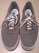 Vans Mens Shoes Grey