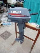 Aussenbordmotor Yamaha