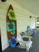 Surfboard Wall Decor