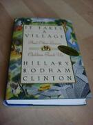 Hillary Clinton Signed