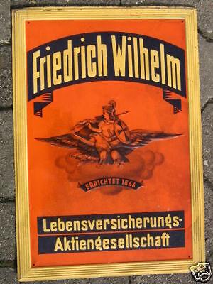 Friedrich Wilhelm Lebensversicherung-Aktiengesellschaft
