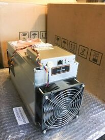10 x Bitmain AntMiner L3+ and PSU -- Pickup Today