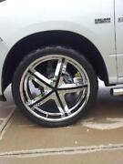 Used 24 inch Wheels