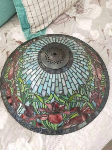 Very beautiful.tiffany lampshade