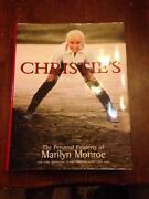 Marilyn Monroe Christies