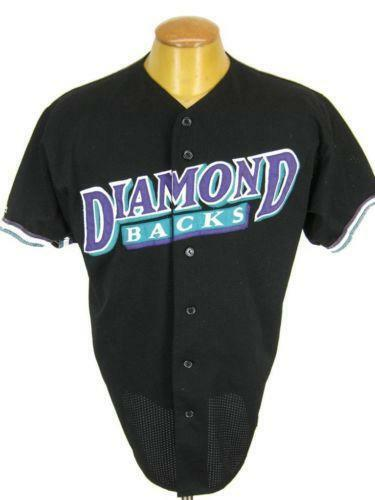 653c27d6e Arizona Diamondbacks Jersey  Baseball-MLB