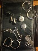 Sterling Silver Mixed Jewelry Lot