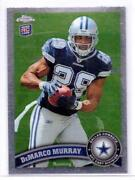 2011 Topps Chrome DeMarco Murray