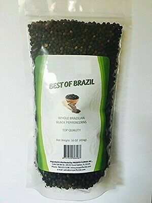Black Pepper Whole Black Pepper Peppercorns 1 LB Premium Quality Free Shipping!!