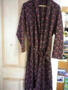 Paisley Dressing Gown