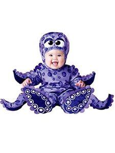 Costume d'Halloween Tiny Tentacules enfant (6-12 mois) Pieuvre