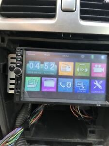 Touch Stereo/Radio(Aux,Bluetooth,USB, &More!)