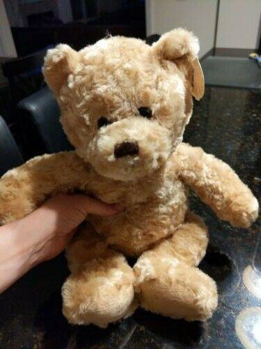 "Plushland Plush Stuffed Animal Bear 16"" Tan"