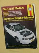 Werkstatthandbuch Chevrolet