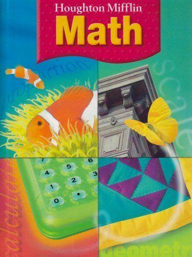 Math Student Book Grade 6 By Houghton Mifflin