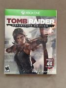 Tomb Raider Art Book