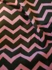 By the Yard Fabric Chevron Diapers