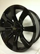 Chevy Suburban Factory Rims