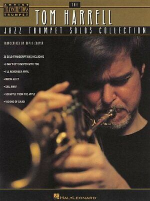 Tom Harrell - Jazz Trumpet Solos Collection Jazz Trumpet Solos Book
