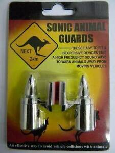 Shu Roo Animal Sonic Repeller In Chrome Point Cook Wyndham Area Preview