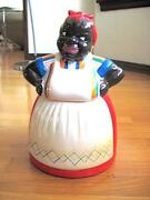 Vintage Aunt Jemima Cookie Jar