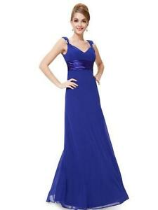 royal blue wedding dresses royal blue dress ebay 7161