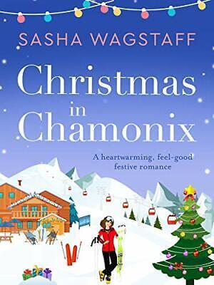 Navidad En Chamonix Por Sasha Wagstaff, Nuevo Libro, Gratis & , (...