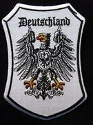 German Military Patches