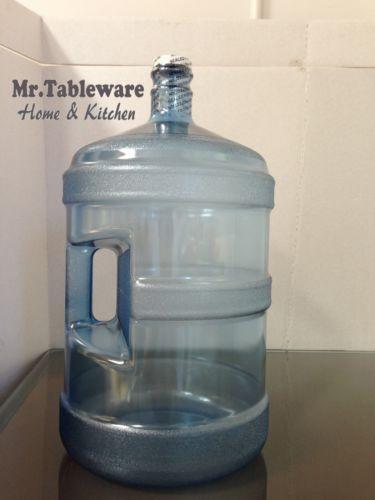 5 gallon water bottle ebay. Black Bedroom Furniture Sets. Home Design Ideas